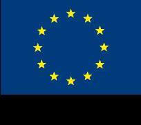 Logotipo Unión Europea de Proyectos y Programas Nivaplast Reciclados de PET en Granada